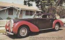 LAM(X) Buena Park, CA - 1937 Buggati - Previously Owned by Maurice Chevalier