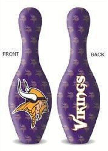 OnTheBallBowling NFL Minnesota Vikings Bowling Pin