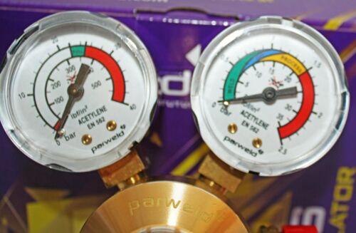 Argon Acetylene CO2 Regulators Choice of  Oxygen Nitrogen Propane