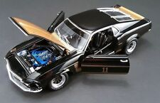 SMOKEY YUNICK 1969 FORD MUSTANG BOSS 302 DIECAST CAR ACME 1:18 GMP TRANS AM RACE