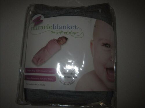 0-3 MONTHS Miracle Blanket Baby Swaddle Blanket Multiple Variations