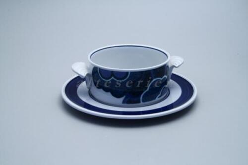 Suppentasse mit Untere Villeroy /& Boch Blue Cloud