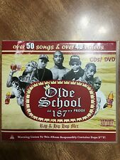 3CD + DVD Mixtape Videos 2pac Tupac E-40 Bone Thugs Dr Dre Eazy E UGK Spice 1