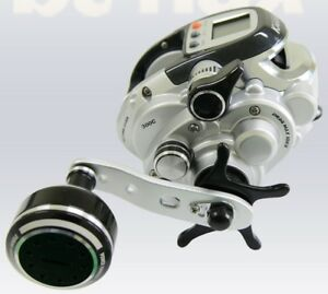 KAIGEN-300C-ELECTRIC-MULTIPLIER-REEL-with-english-manual