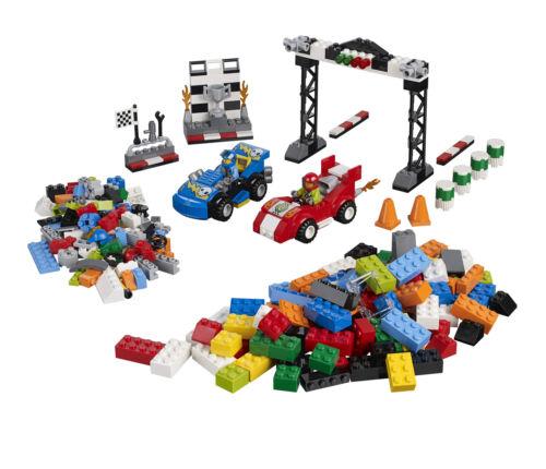 dans sa boîte scellée Boîte d/'origine jamais ouverte LEGO ® Juniors 10673 Grande Steinebox Ralley Nouveau neuf dans sa boîte /_ Race Car Rally New En parfait état