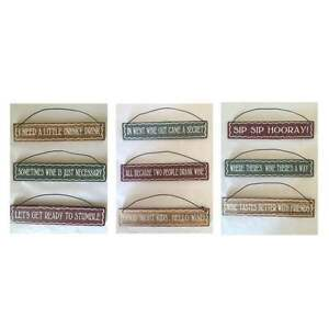 Set-of-3-Mini-Wine-Saying-Plaques-3-Sets-to-Choose-From