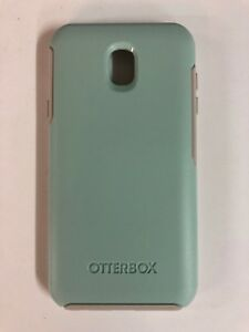 low priced 6b5b5 bae4e Details about OtterBox Symmetry Case For Samsung Galaxy J7 2018 J7V 2nd Gen  Muted Waters