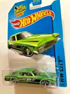 Mattel 2015 Hot Wheels Hw City 1971 Buick Riviera 15 250 Ebay