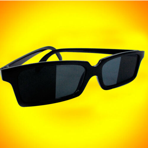 Spy Glasses Rear View Mirror Mirrored Fun Kids Toy Gift Sun Eye Side See Behind
