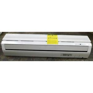 Details about HEAT CONTROLLER B-DMC24SB-1 2 TON SINGLE-ZONE INDOOR WALL AC  ONLY MINI-SPLIT