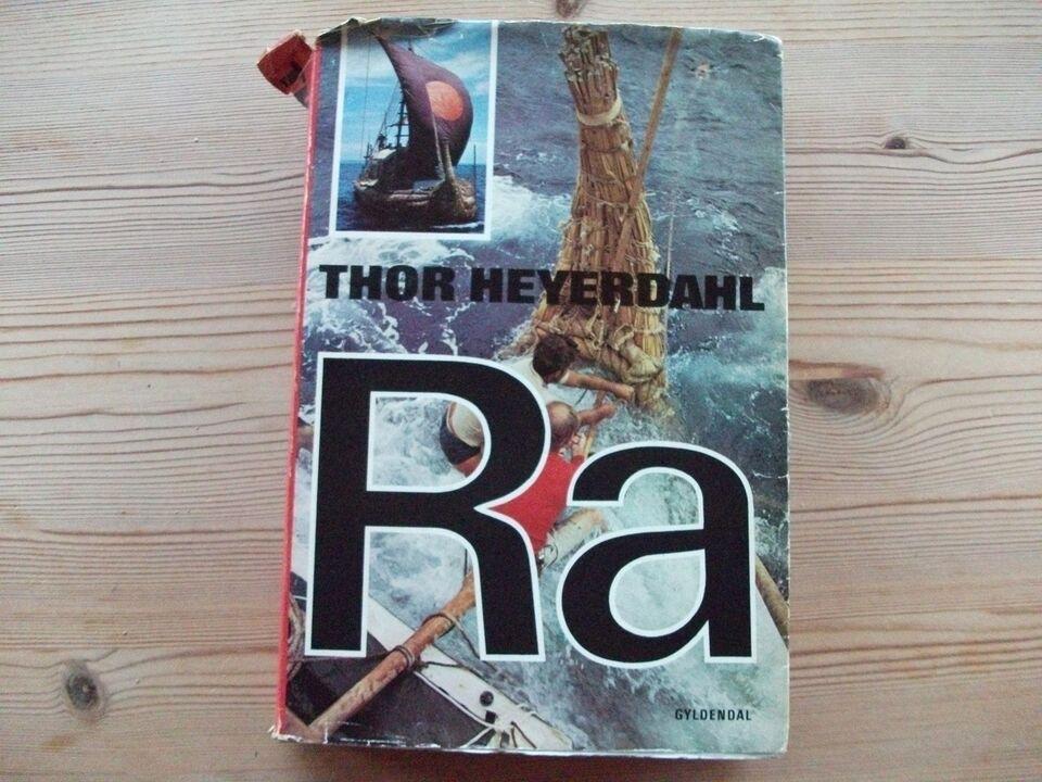 Autografer, Thor Heyerdahl - RA bog I+II