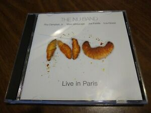 The Nu Band - Live In Paris - CD