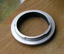 BPM Bellows Olympus OM (film) ring  body adapter