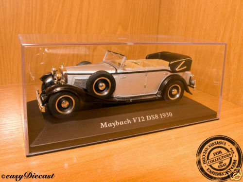 MAYBACH V12 DS8 V-12 DS-8 1930 CLASSIC CAR 1 43 43 43 MINT    e9ab51