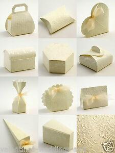 Wedding Gift Boxes Australia : ... -Quality-DIY-Ivory-Lace-Macrame-Embossed-Wedding-Favour-Favor-Boxes