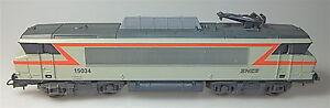 Sncf 15034 Locomotive Électrique Jouef Lima H0 1:87 Sans Ovp État Neuf Inutilisé