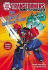 Transformers Robots in Disguise: The Trials of Optimus Prime by John Sazaklis, Steve Foxe (Paperback / softback, 2016)