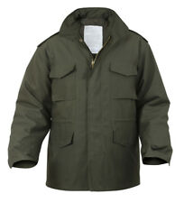 Field Jacket M-65 Removable Liner Olive Drab Military Winter Coat Rothco  8238 04fb6fe1f85
