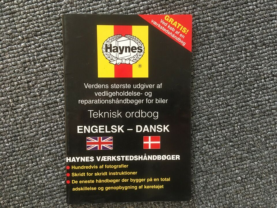 Haynes reperationshåndbøger