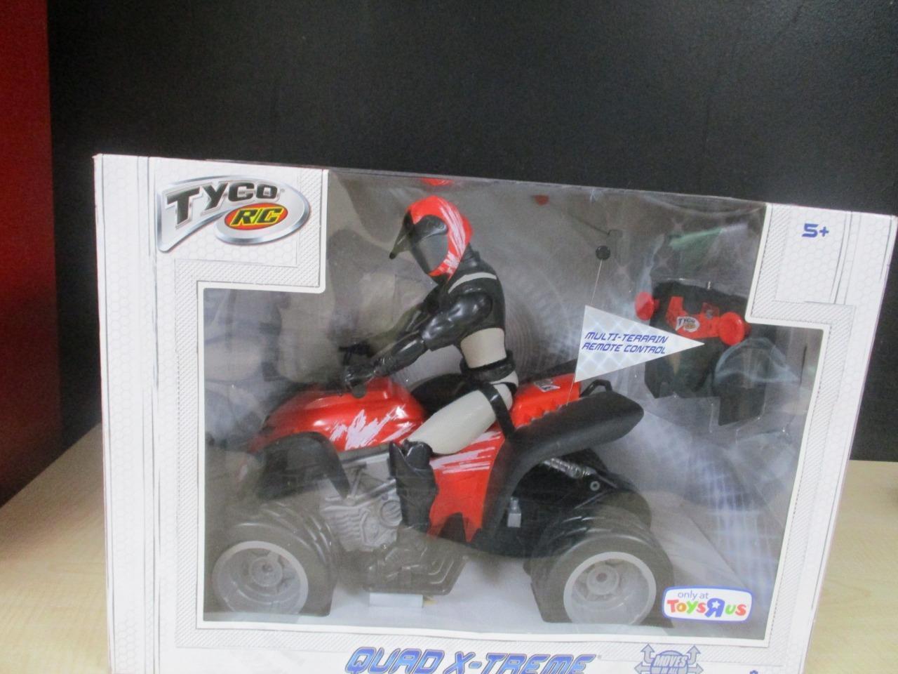 Tyco Multi Terrain Radio Control ATV Quad X-Treme Toys R Us Exclusive