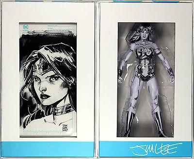 2017 Superman Action Figure DC New Jim Lee DC Blueline Edition