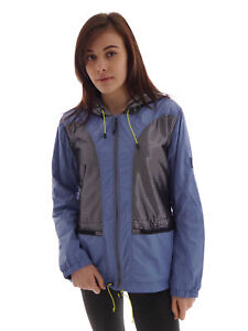 Mesh Brunotti Jorcas Jacket seasons Regular Zip Blau Between wq8Z18z