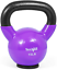 thumbnail 12 - Yes4All Vinyl Coated Kettlebells With Protective Rubber Base – Weight Available: