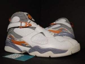 sports shoes 24c42 6505d switzerland comprar auténtica air jordan 4 retro cavs negro naranja blaze  old royal 0828e 4b977  australia image is loading 2007 nike air jordan viii  8 ...