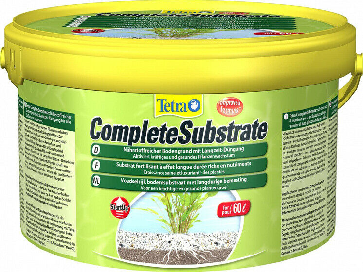 Breeding ground Plant Complete Substrate 2,5 KG Brown