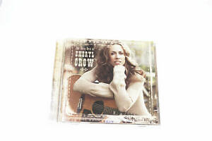 The Very Best Of Sheryl Crow JAPAN CD A14460