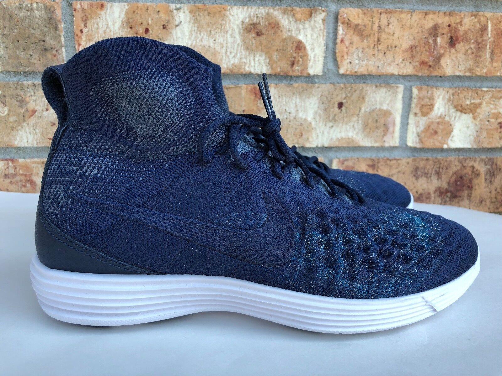 Men's Nike Lunar Magista II Flyknit FC Training shoes Size 8-10.5 876385 400