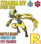 6IV-BATTLE-READY-ZERAORA-ITEM-for-Pokemon-SWORD-amp-SHIELD-Legit miniatura 1