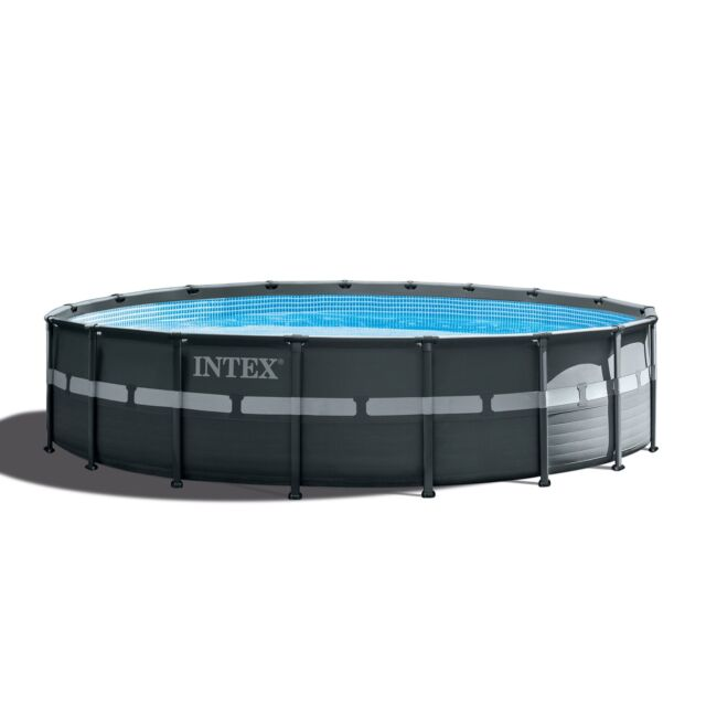 Intex Ultra XTR 18ft. x 52in. Frame Pool Set with Sand Filter Pump (26329EH)