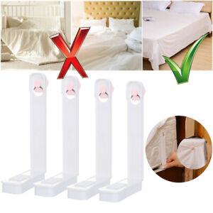 Bed-Sheet-Grippers-Clip-Set-4PCS-Set-ORIGINAL-55-OFF
