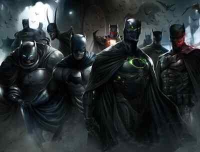 Detective Comics #1000 Jay Anacleto Virgin Variant NM DC Comics