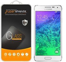 3X Supershieldz Tempered Glass Screen Protector Saver For Samsung Galaxy Alpha