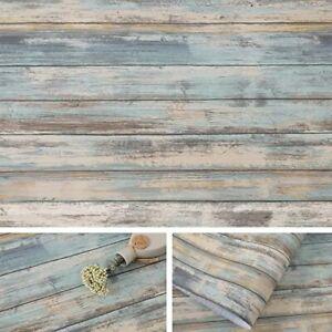 17 X120 Self Adhesive Removable Wood Peel And Stick Wallpaper Vinyl Decorativ Ebay
