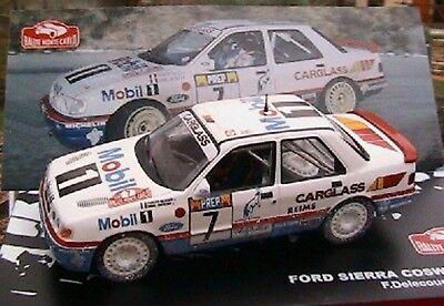 Ford Sierra Cosworth Rallye Monte Carlo 1992 Delecour