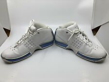 brand new 0dd1a 13be6 2003 Nike Air Jordan Jumpman Team FBI White Blue Size 9.5 US Men s