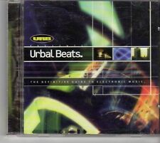(EV438) Urbal Beats, 16 tracks various artists - 1997 CD