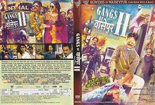 Gangs Of waseeypur 2 (Hindi DVD) (2012) (English Subtitles) (Brand New)
