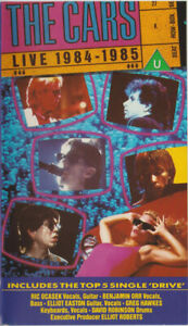 THE-CARS-Live-1984-1985-amp-Heartbeat-City-The-Videos-DVD