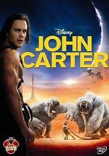 dvd JOHN CARTER WALT DISNEY