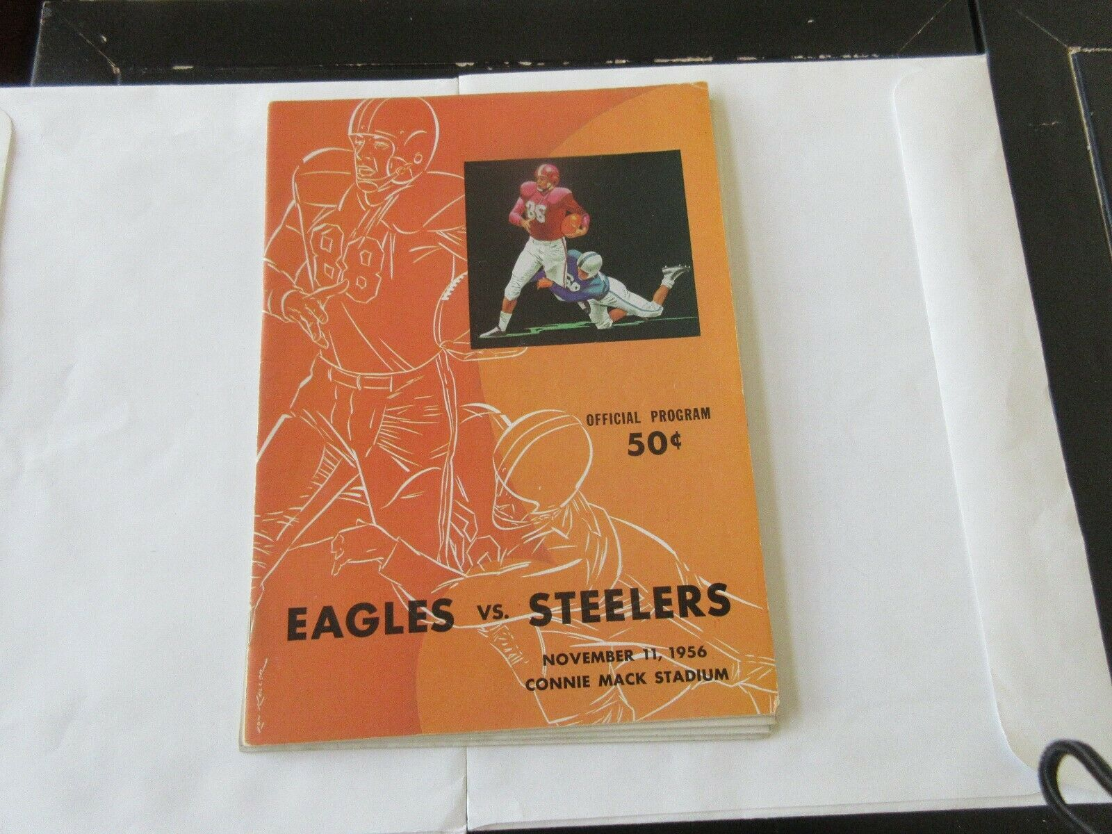 Philadelphia Eagles vs Pittsburgh Steelers , Official P