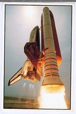 Carte Postale - Orbiter Challenger - Space Shuttle - Nasa Excelente Calidad