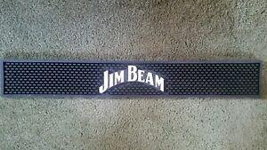 Jim Beam bar top mat   eBay