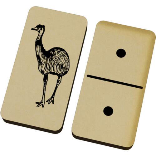 /'Emu/' Domino Set /& Box DM00019110