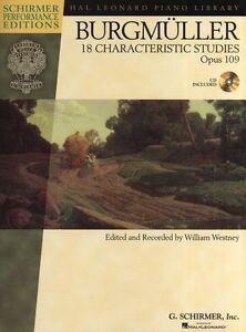 Johann-Burgmuller-18-Characteristic-Studies-Op-109-PIANO-MUSIC-BOOK-DOWNLOAD