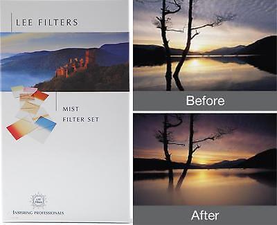 Lee Filters 100x150mm Mist  Set