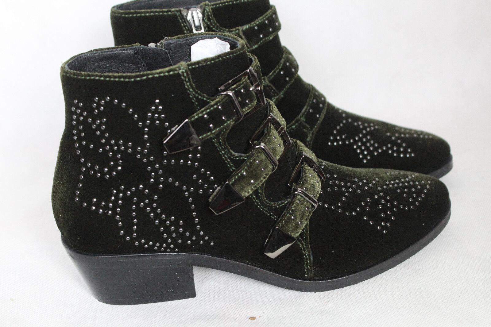 Bruno premi terciopelo zapatos botines, señora neu, LP